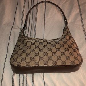 Authentic Vintage Gucci Small Hobo Purse